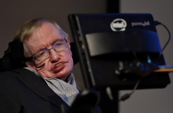 ▲英國物理學家霍金(Stephen Hawking)。(圖/路透社)