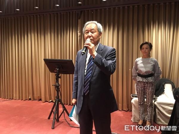 ▲▼大陸建設董事長張良吉。(圖/記者葉佳華攝)
