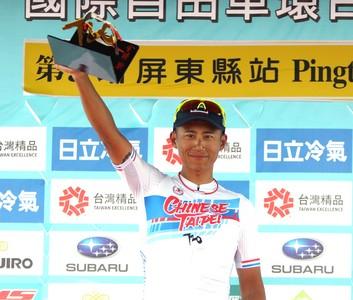 環台賽終站馮俊凱最後進攻掀高潮