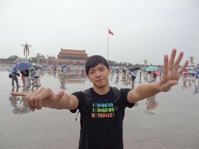 陳為廷:中共若給簽證願自費去北京