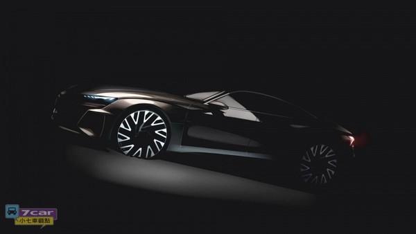 奧迪將推出純 電 四門轎跑 E Tron Gt預計2020年量產 Ettoday