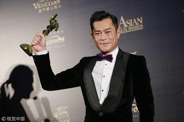 ▲▼古天樂、張艾嘉獲得亞洲電影大獎影帝、影后。(圖/CFP)