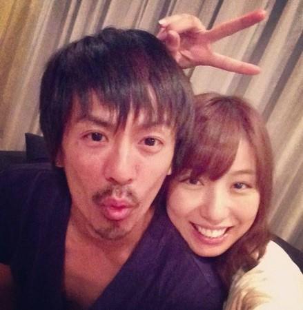 ▲▼森田剛曾與AV女優美雪艾莉絲交往近兩年。(圖/翻攝自日網)