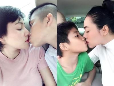 乳神曬母愛「嘴對嘴擁吻」13歲兒 同床任手放胸口...泰民批亂倫