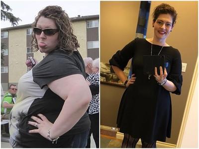 撇除不合理目標!超肥胖女遵照營養師三祕招,2年健康甩肉68㎏
