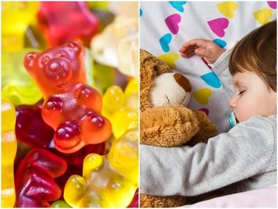 母湯喔!保母餵食2歲幼兒「加料小熊軟糖」,只為讓他們乖乖睡覺