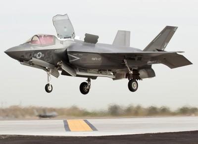 F-35B為何不適合用在台灣?