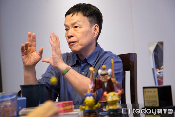 ▲▼王小棣,許傑輝《魔法阿媽》專訪。王小棣(圖/記者季相儒攝)