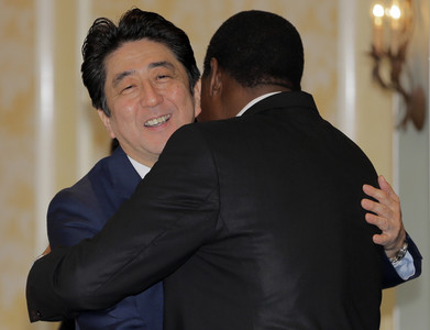 日本有辦法阻止非洲向中國傾斜嗎?