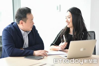 獨/黃斑部病變免驚失明!台灣正妹女博士開發全球唯一新藥 為患者傳福音