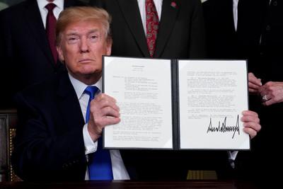 懶人包/「301條款」引爆中美貿易戰