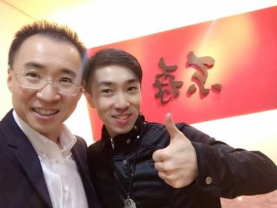 滑冰教練吳柏勳 東森時勢造英雄