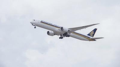 新航波音787-10夢幻客機來台