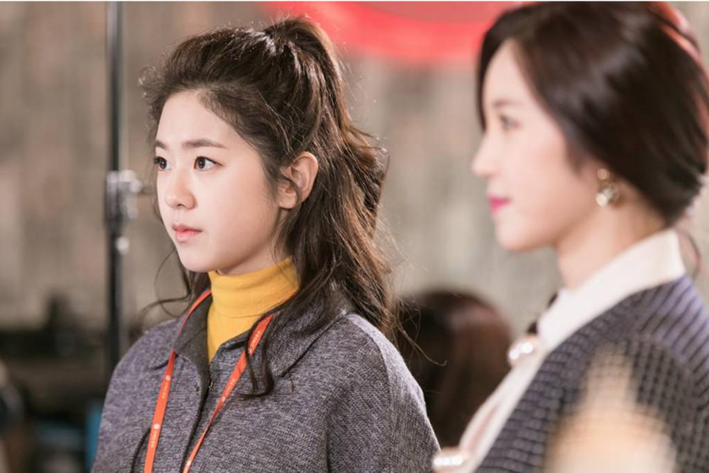 ▲韩剧内向的老板。(图/翻摄tvN官网)