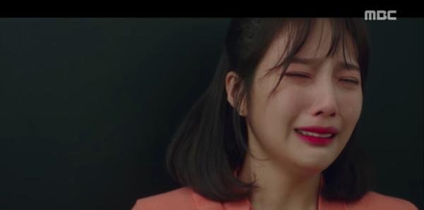 ▲▼雷/Joy哭到心碎:我後悔了! 《誘惑者》才播3週虐炸(圖/翻攝自MBC)
