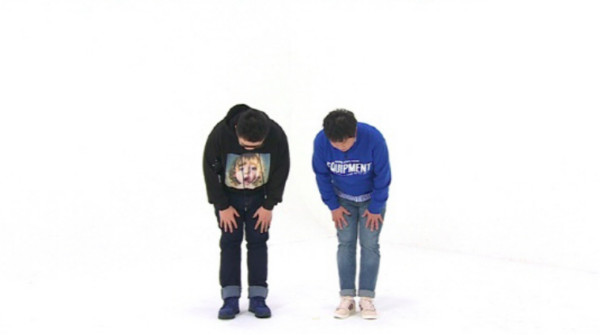 ▲▼鄭亨敦、Defconn鞠躬退出!《一週偶像》最後畫面惹哭粉絲(圖/翻攝自MBC)