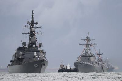 索亞卸任第七艦隊司令 新司令座右銘玩硬的