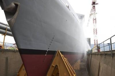獵雷艦解約國防部求償 慶富判賠7300萬