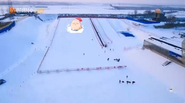 ▲▼奶奶「建一座滑雪場」寵孫! 《媽媽是超人3》安迪豪宅曝光。(圖/翻攝自《媽媽是超人》官微)