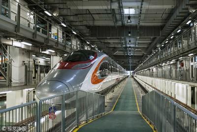 香港高鐵供電故障! 開通後首發生