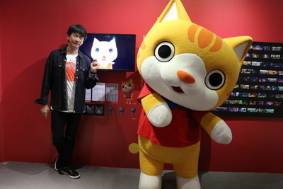 《小猫巴克里》動畫展 府中15亮相