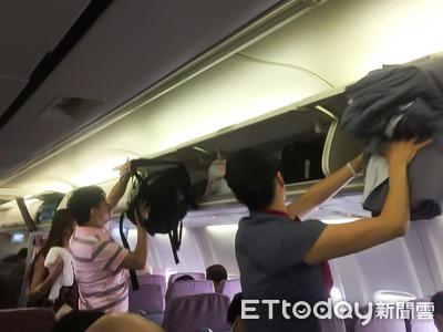 乘客苦等病童登機「不怒反捐款」 父感動在艙門前跪哭了