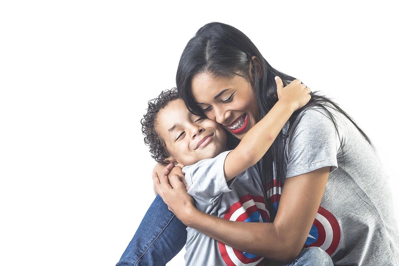 ▲戀母情結,孩子,男孩,小孩,母親,媽媽。(圖/翻攝自pixabay)