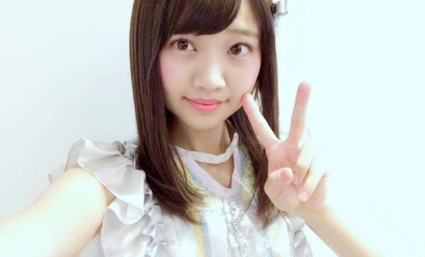 ▲AKB48成員稲垣香織暫停活動。(圖/翻攝自AKB48應援會微博)