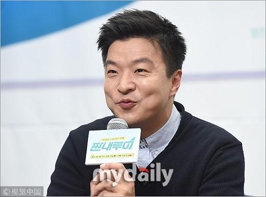 ▲韓國男主持人金生珉被爆出性騷。(圖/CFP)