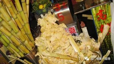 上海餐廳禁賣醉蝦、路邊攤禁售現榨果汁