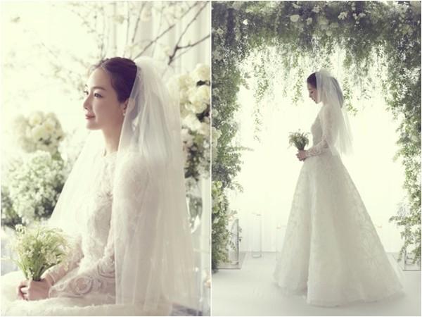 ▲崔智友3月閃婚。(圖/翻攝自韓網)