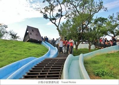 週末就去新竹「青青草原」野餐!
