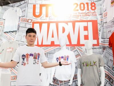 UQ全球T恤大賽 台人靠幽默奪冠