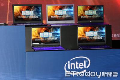 華碩、宏碁、技嘉搭載intel第八代處理器筆電動眼看