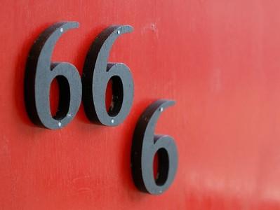 惡魔數字「666」其實是道謎題 解開才知...原來是在偷婊皇帝啊
