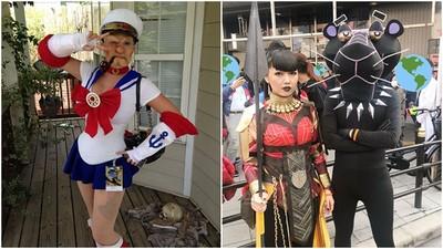 比本尊還屌...網友自創「諧音cosplay」 大力水手月亮根本使老二混亂啊