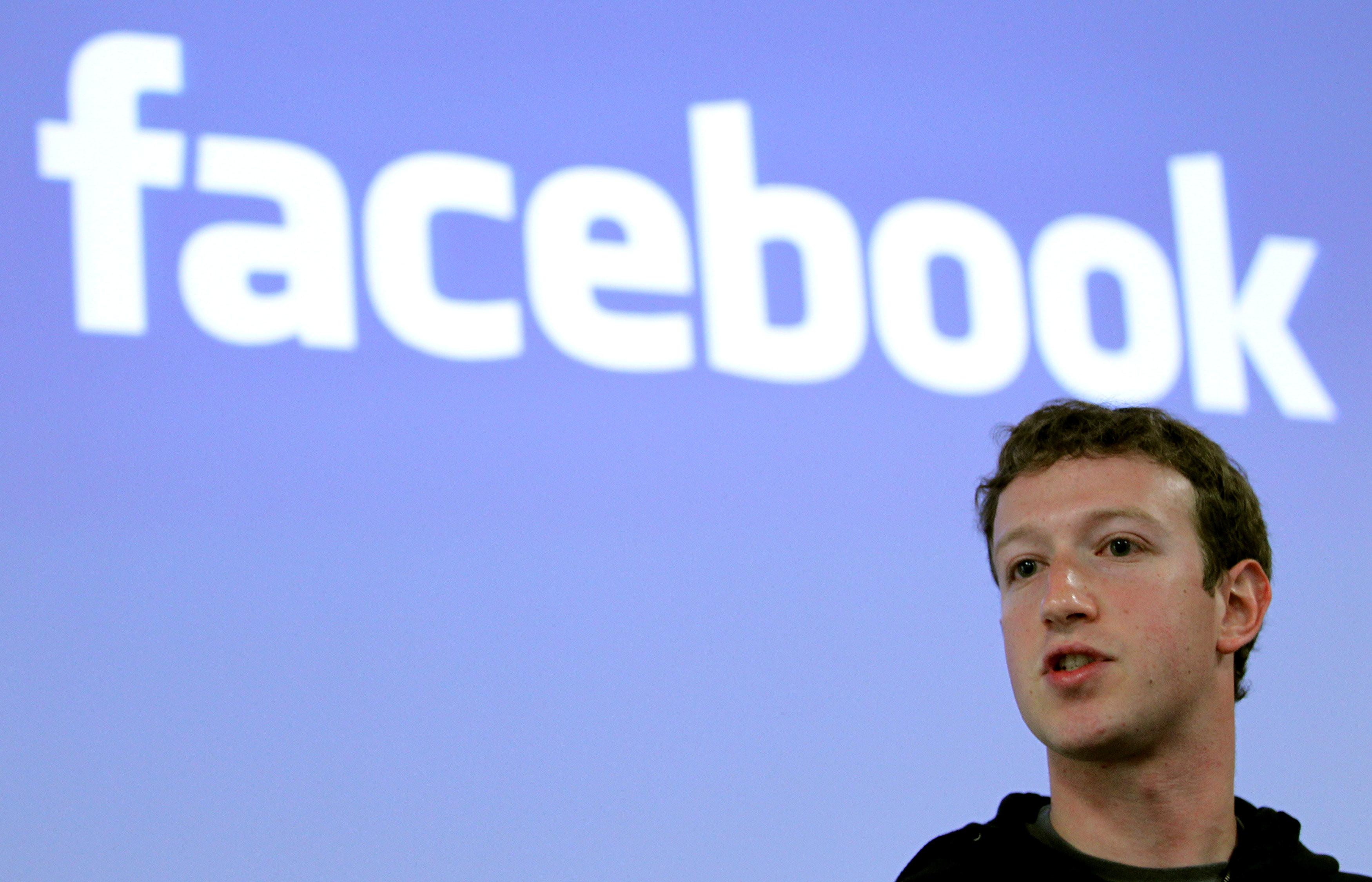 ▲臉書執行長兼創辦人祖克柏(Mark Zuckerberg)。(圖/路透社)
