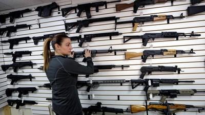 25分鐘輕鬆入手一把槍!駐美記者親測:買槍比辦卡還簡單