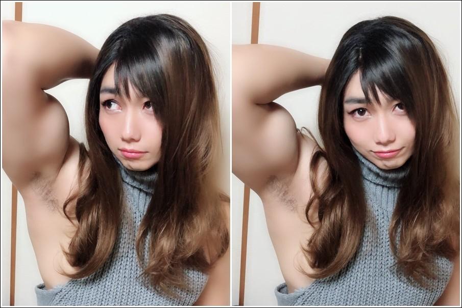 ▲日本健體選手菅原辰馬愚人節穿女裝。(圖/翻攝自菅原辰馬推特)