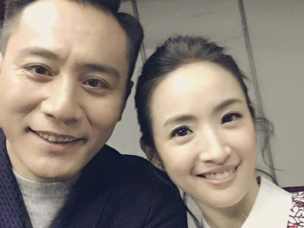 ▲劉燁和林依晨主演電視劇,人氣再度翻紅。(圖/取自劉燁微博)
