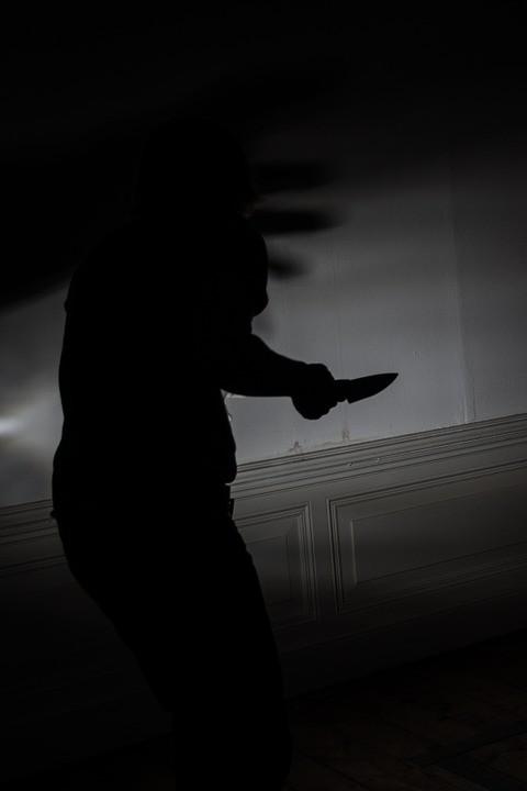 ▲▼殺人,謀殺,兇殺,刀子(圖/取自免費圖庫Pixabay)