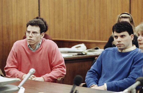 ▲▼美國曼尼德茲(Menendez)兄弟在1989年殺了自己的父母。(圖/達志影像/美聯社)
