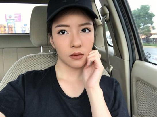 ▲泰国女星Inn车祸身亡。(图/翻摄自Inn IG)
