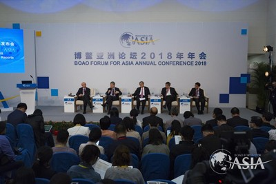 博鰲論壇公布2018亞洲競爭力報告 台灣第4、大陸第9名