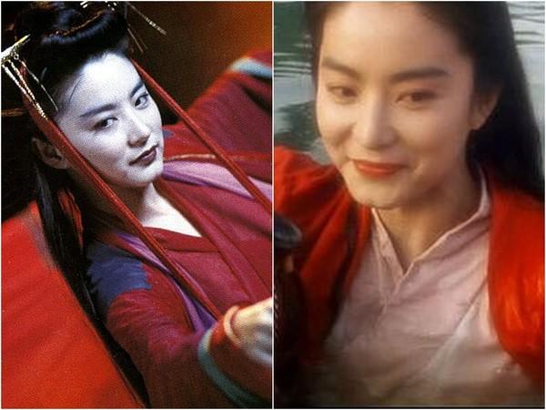 ▲林青霞飾演的「東方不敗」,至今仍是影壇經典。(圖/取自網路)