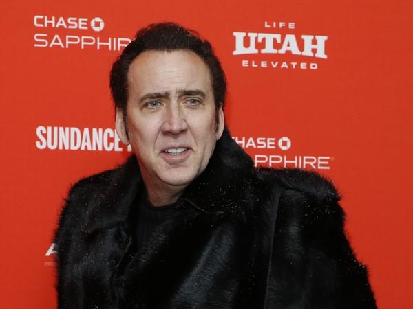 尼可拉斯凱吉(Nicolas Cage)。(圖/達志影像/美聯社)