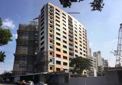 萬華青年宅年底完工 273戶最快明年3月入住
