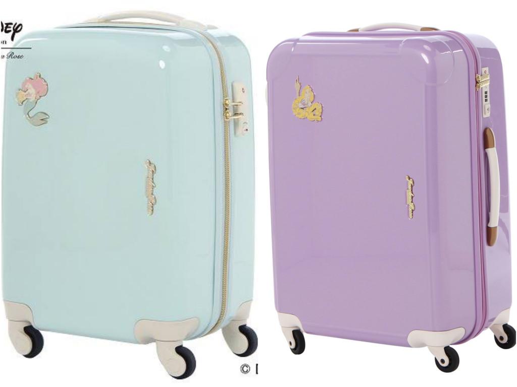 ▲行李箱。(图/翻摄自Jewelna Rose FB)