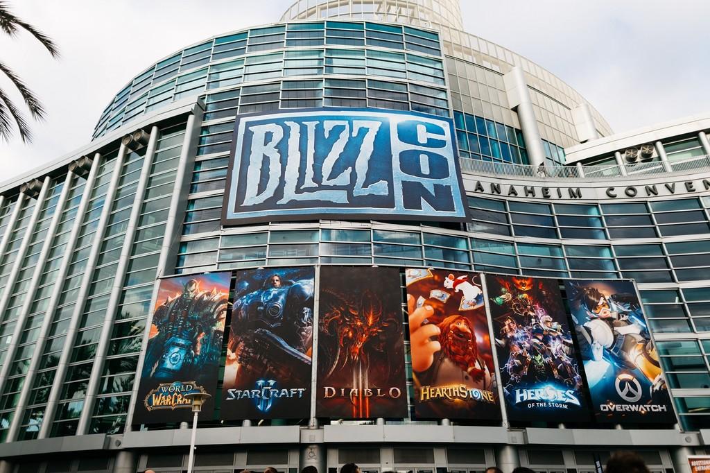 遊戲饗宴BLIZZCON 2018公開舉行日期與售詳