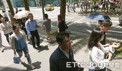 台灣Q3就業展望 全球排名位居第三